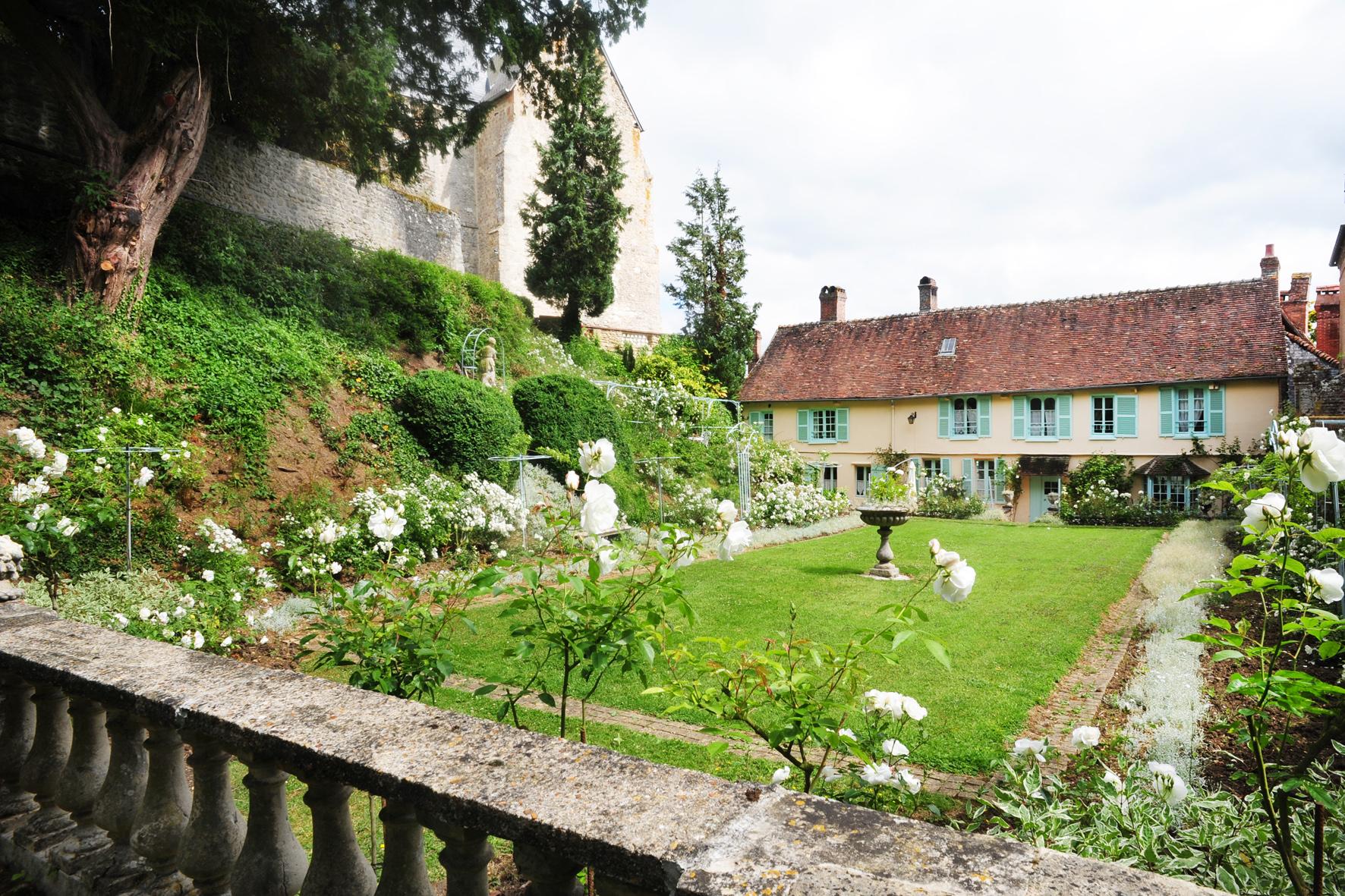 Maison d'Henri Le Sidaner, crédit photo : Dominique Le Sidaner