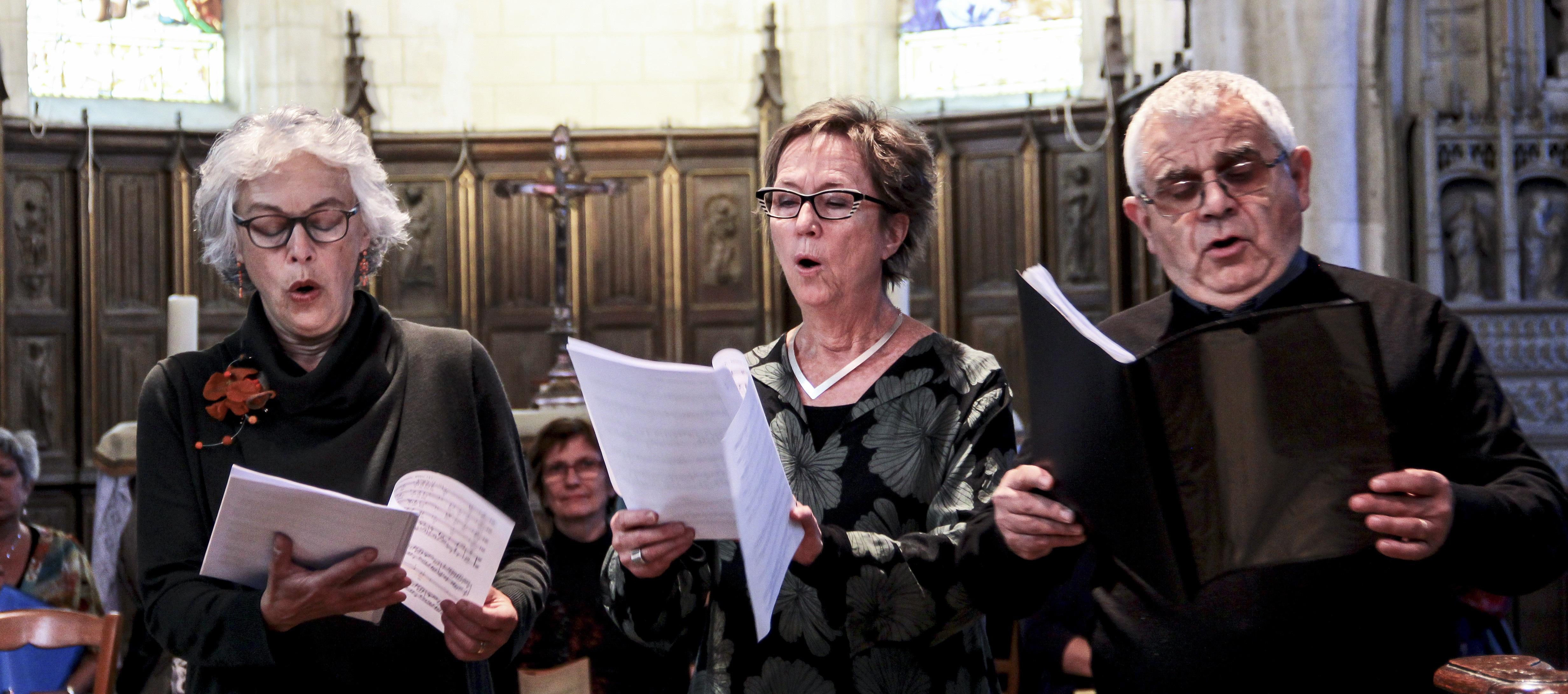 Concert à Goincourt, crédit photo : Chr.E