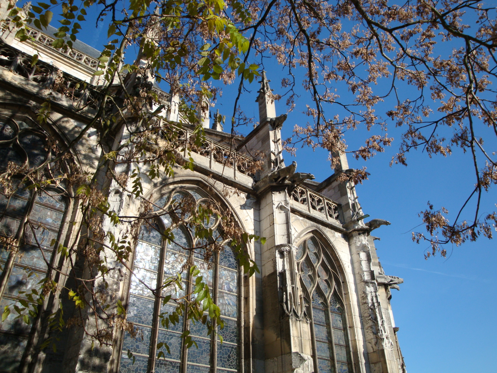 Eglise Saint Etienne, crédit photo : Anne-Sophie Flament