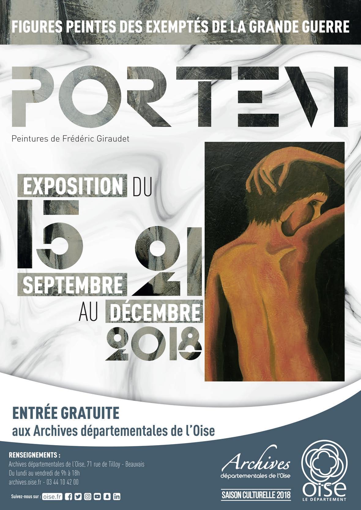 PORTEM, crédit photo : Conseil départemental de l'Oise