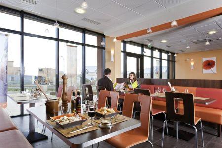 Beauvais_Ibis_restaurant, crédit photo : © Ibis Beauvais