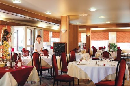 beauvais - hostellerie st vincent - restaurant, crédit photo : © CDTO