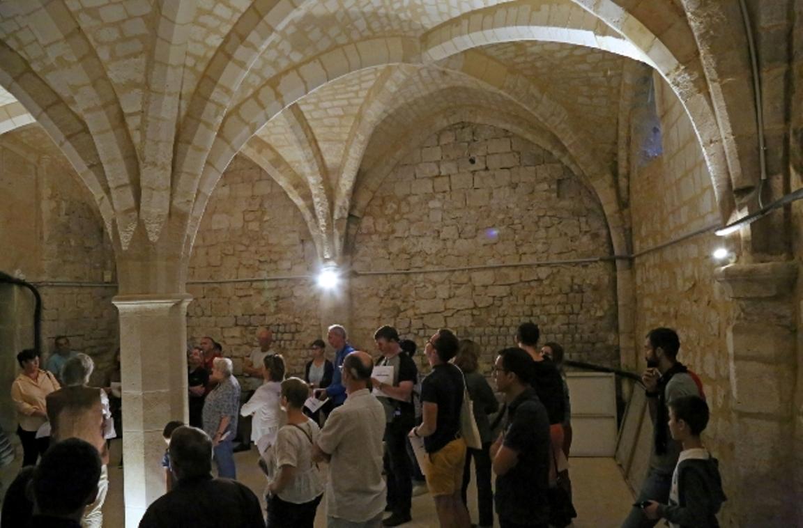 caves du palais, crédit photo : MUDO-Musée de l'Oise / Alain Ruin