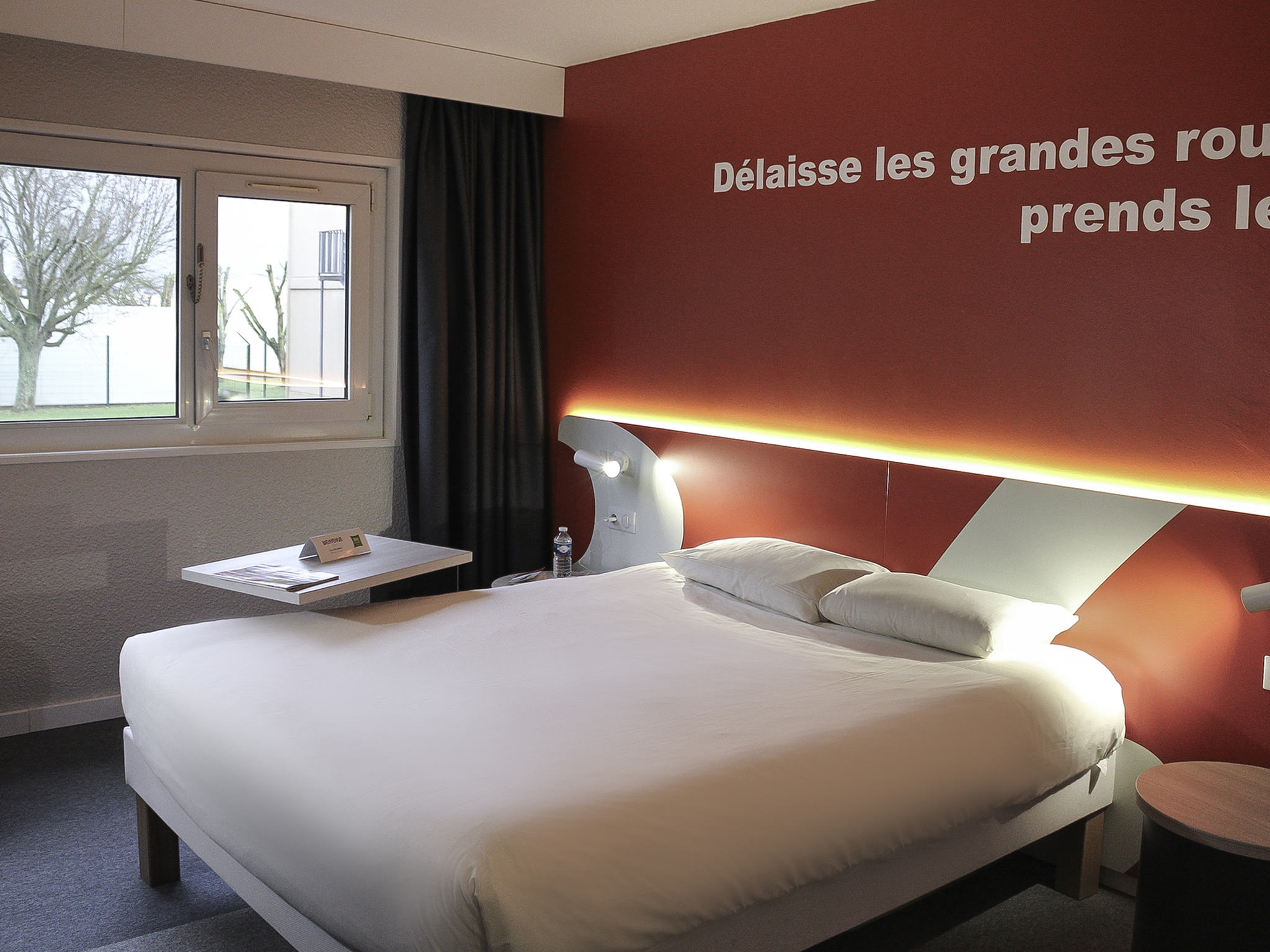 chambre Ibis Styles, crédit photo : Ibis Styles