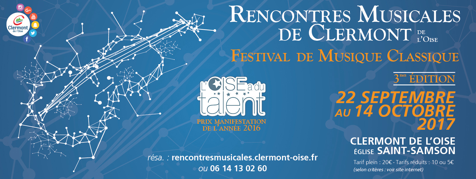 rencontres musicales clermont, crédit photo :